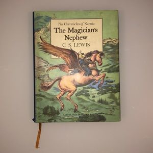 Other - The Magician's Nephew by C. S. Lewis